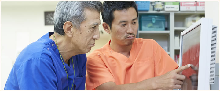 歯科技工士