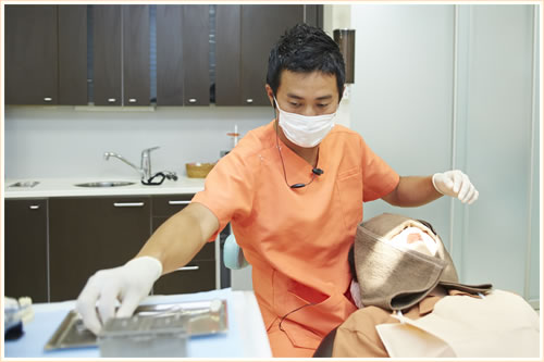 抜歯時間と痛み