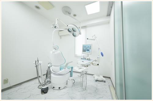 個室診療室